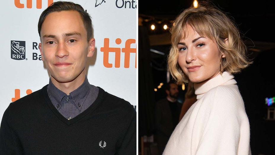 Keir Gilchrist and Scout Taylor-Compton-Split-Getty-H 2019