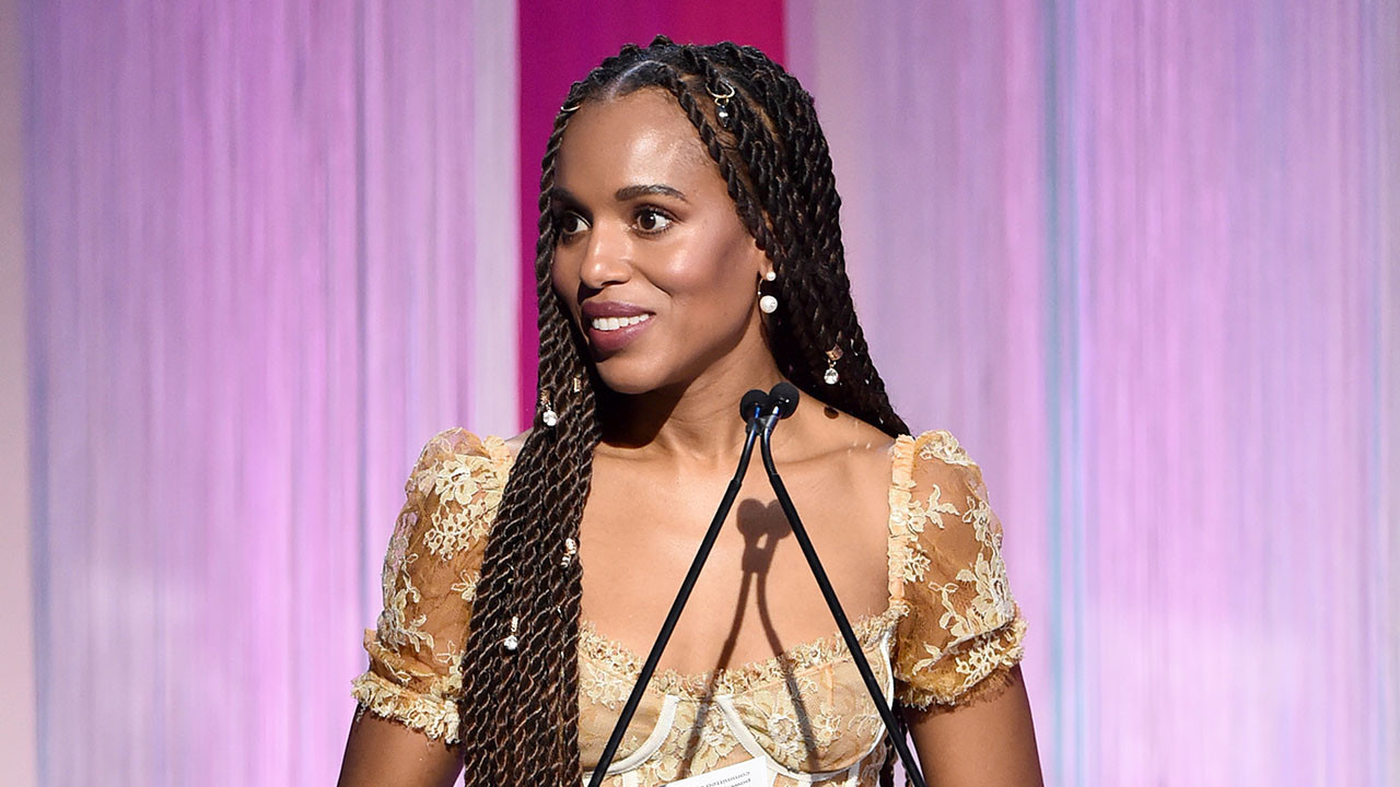 "Kerry Washington: ""Reese Witherspoon is Changing the Narrative For Women"" 