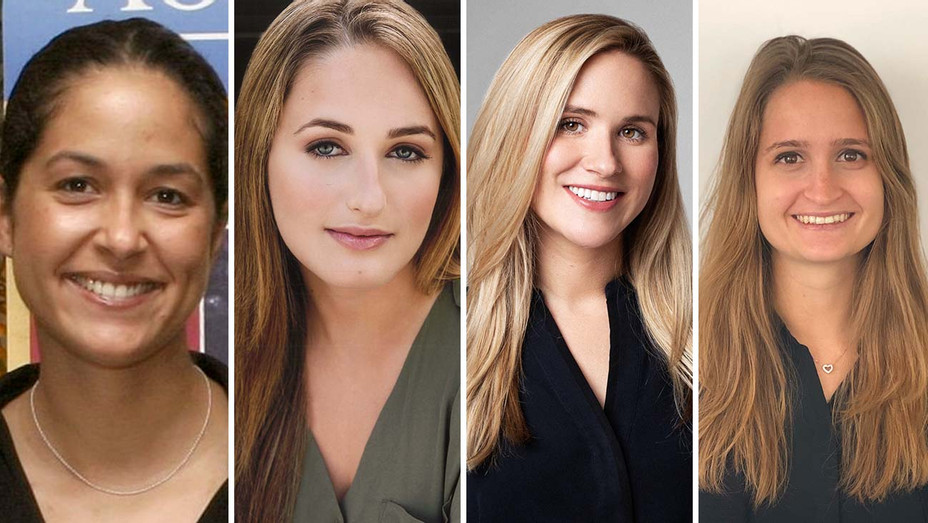 LAUREN CRANIOTES_Amanda Jo Smith_hannah vaughn_Leona Diamond_Split - Getty - H 2019