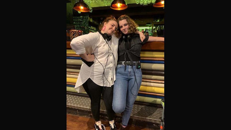 Lena Dunham and Zelda Barnz - HBO Max - Publicity -H 2019