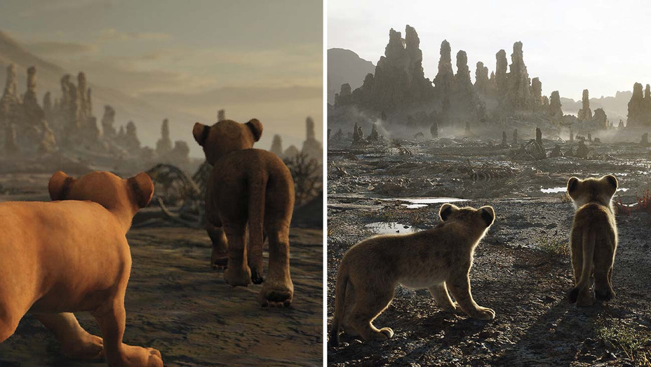 Lion King_VFX_Split - Publicity - H 2019