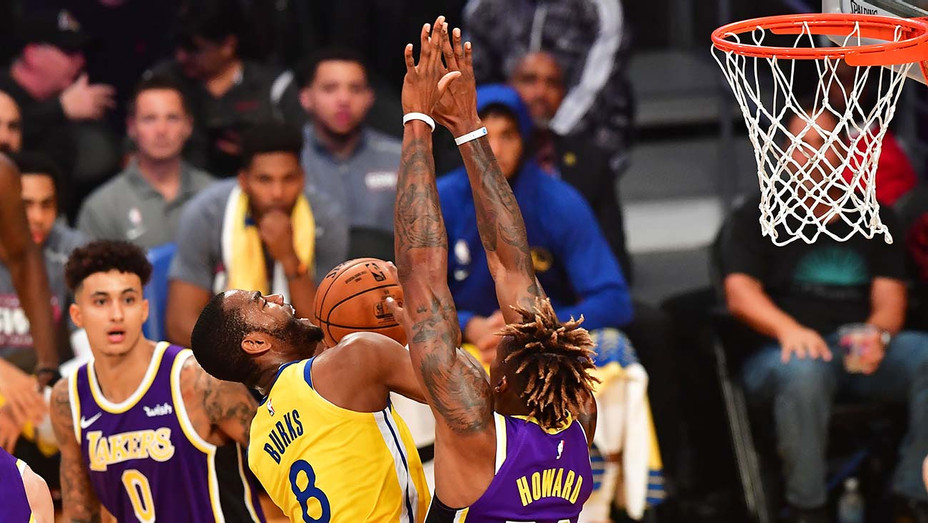 Los Angeles Lakers - getty -H 2019