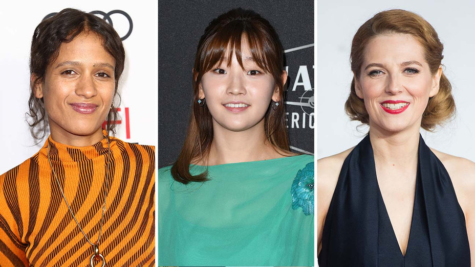 Mati Diop, Park So-dam and Krysty Wilson-Cairns_Split - Getty - H 2019