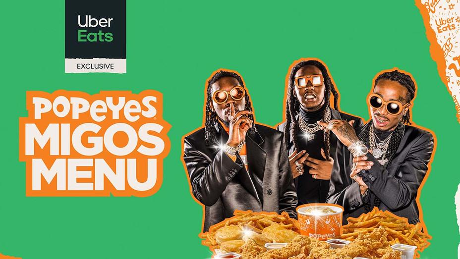 Migos for Uber Eats - Publicity - H 2019
