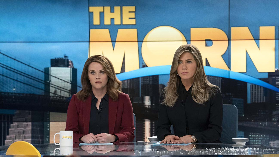Morning Show - Reese Witherspoon -Jennifer Aniston 12.20- Publicity-H 2019