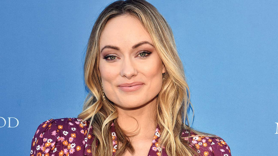 Olivia Wilde attends A Tribute to Olivia Wilde during 2019 Napa Valley Film Festival - Getty-H 2019