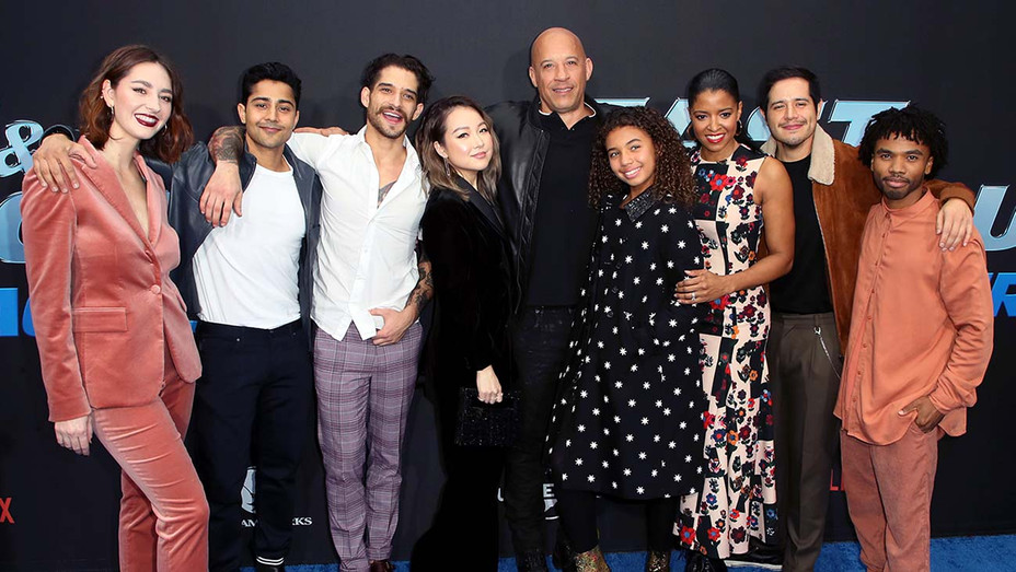 """Premiere Of Netflix's """"Fast And Furious: Spy Racers"""" - Getty - H 2019"""