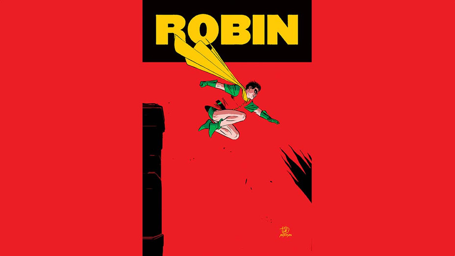 Robin 80th - Lee Weeks DC Publicity - H 2019