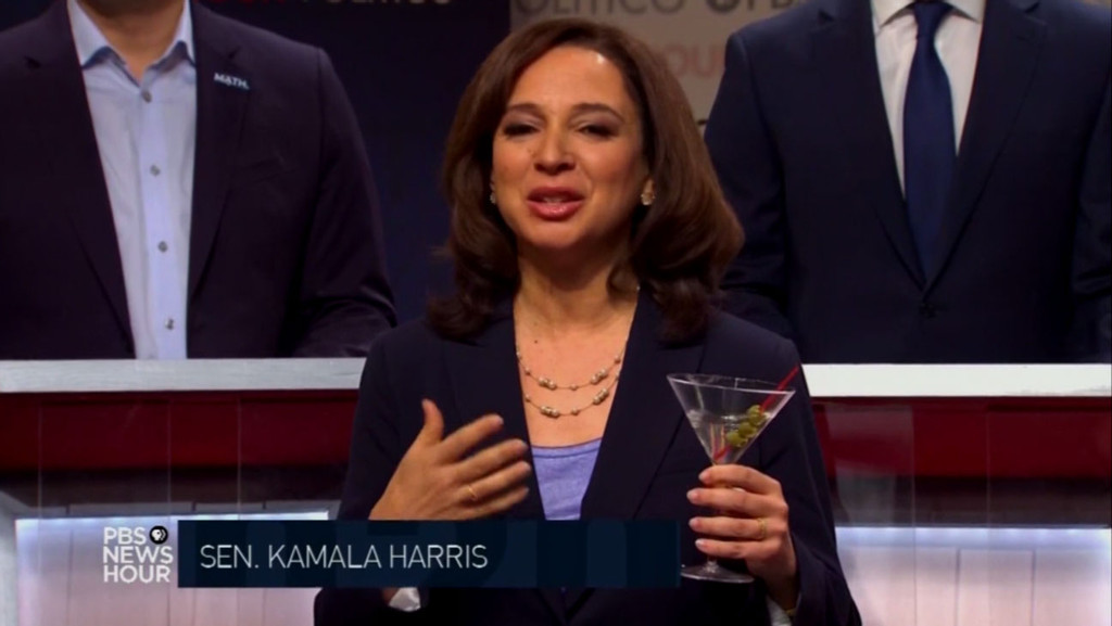 Maya Rudolph Reacts To Kamala Harris As Biden S Running Mate That S Spicy Hollywood Reporter