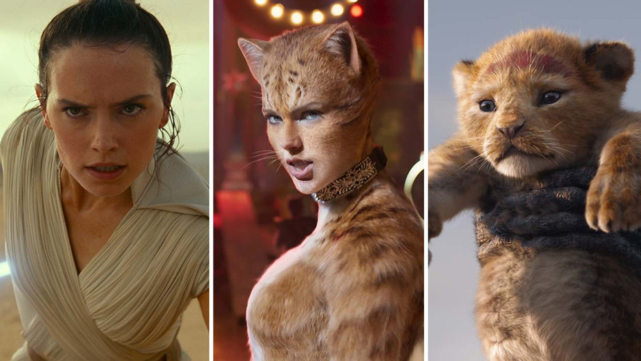 Star Wars- The Rise of Skywalker_Cats_The Lion King_Split - Publicity - H 2019
