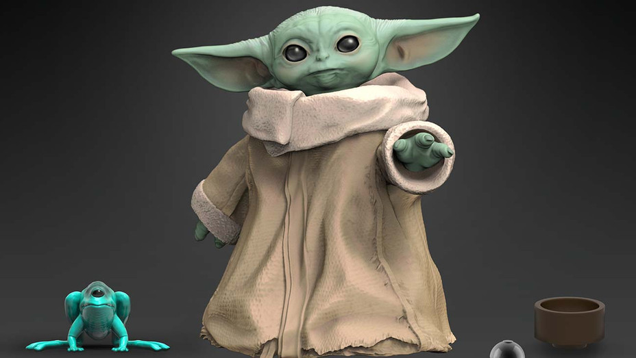 Star Wars The Black Series Baby Yoda - Publicity - H 2019