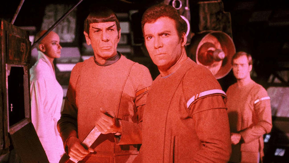 Star Trek The Motion Picture -Persis Khambatta, Leonard Nimoy, William Shatner, Stephen Collins- Photofest- H 2019