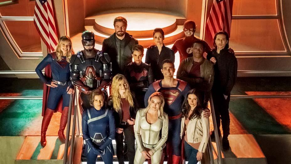 Supergirl - Publicity Still- Embed 4- 2019