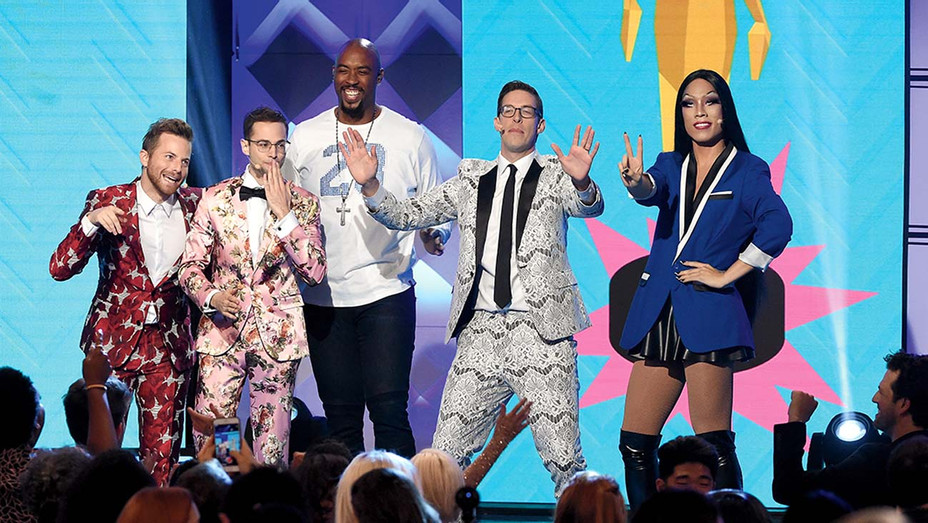 The 8th Annual Streamy Awards - Getty - H 2019