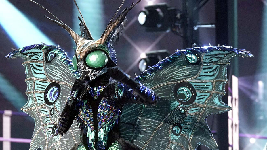 The Masked Singer - Butterfly - Publicity - H 2019