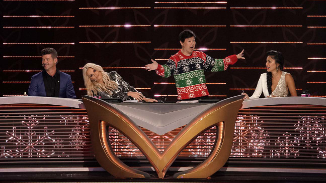 'Masked Singer' Renewed for Season 5; Fox Taps Ken Jeong for New Year's Eve