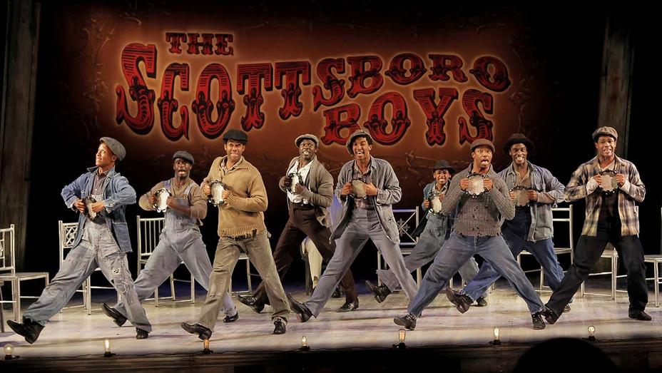 THE SCOTTSBORO BOYS - Production still 2- H 2019
