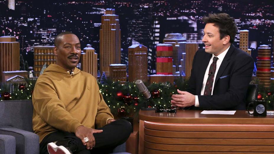 The Tonight Show Starring Jimmy Fallon - Eddie Murphy - Publicity Still - H 2019
