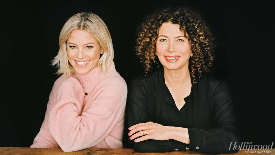THR- Inside Elizabeth Banks and Donna Langley's Rare Hollywood Alliance-Photographed by Heather Hazzan -Splash  -2019