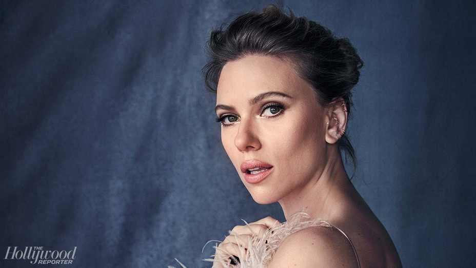 THR - Scarlett Johansson - Photographed by Kwaku Alston - H 2019
