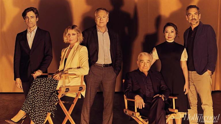 """A Revolution of Cinema"": Martin Scorsese, Greta Gerwig and the Director Roundtable"