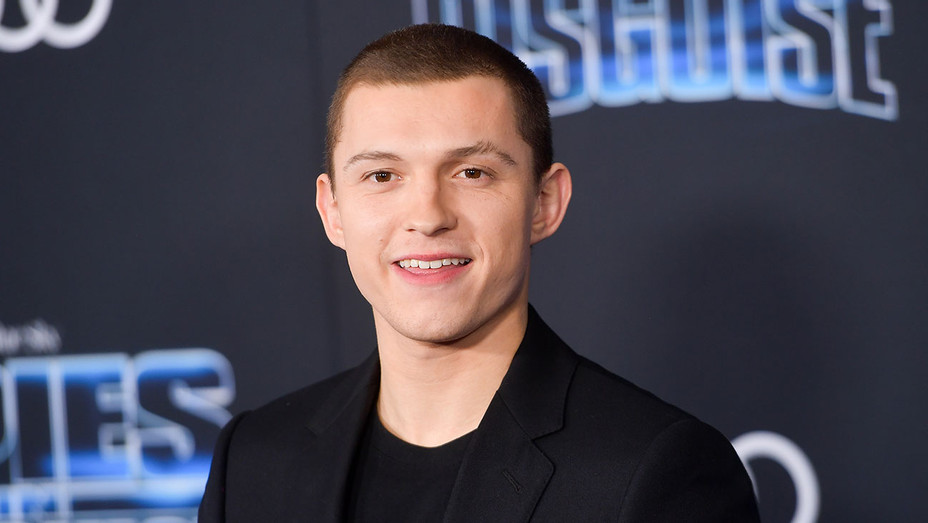 Tom Holland - Spies in Disguise Premiere - Getty - H 2019