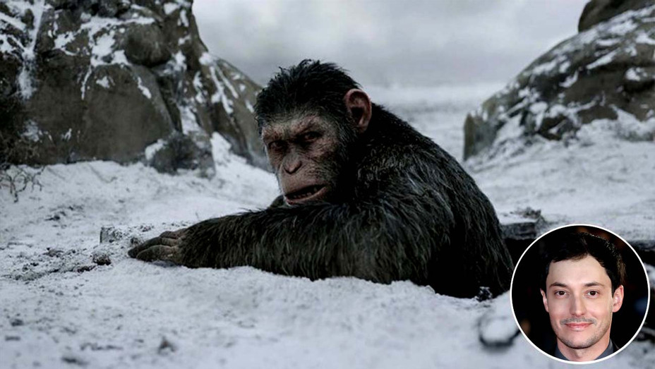 War for the Planet of the Apes - Director Wes Ball - Publicity Still - Getty - Inset - H 2019