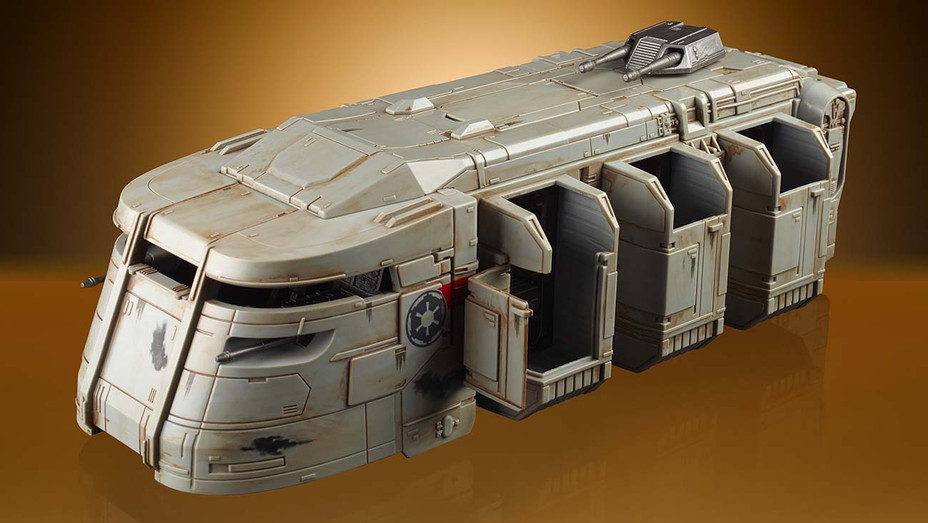STAR WARS THE VINTAGE COLLECTION IMPERIAL TROOP TRANSPORT Vehicle - Publicity - H 2020