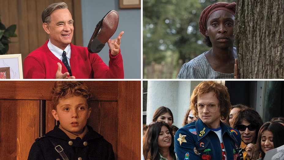 10 Award Contenders Depicted Real Stories - H 2019