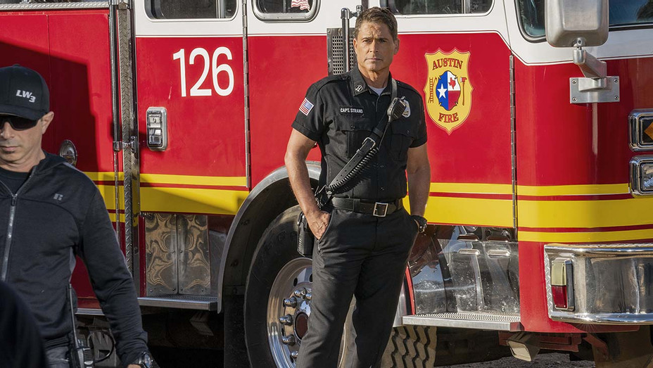 9-1-1: LONE STAR - Rob Lowe in the Texas Proud - Getty -H 2020