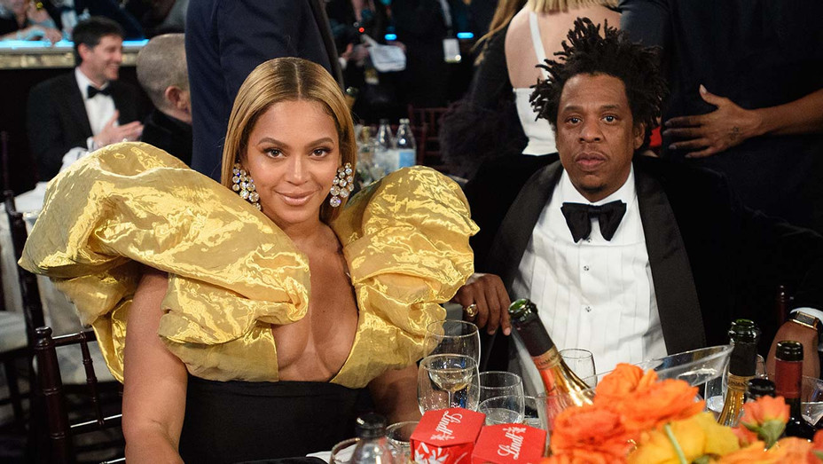 Beyoncé Knowles-Carter and Jay-Z