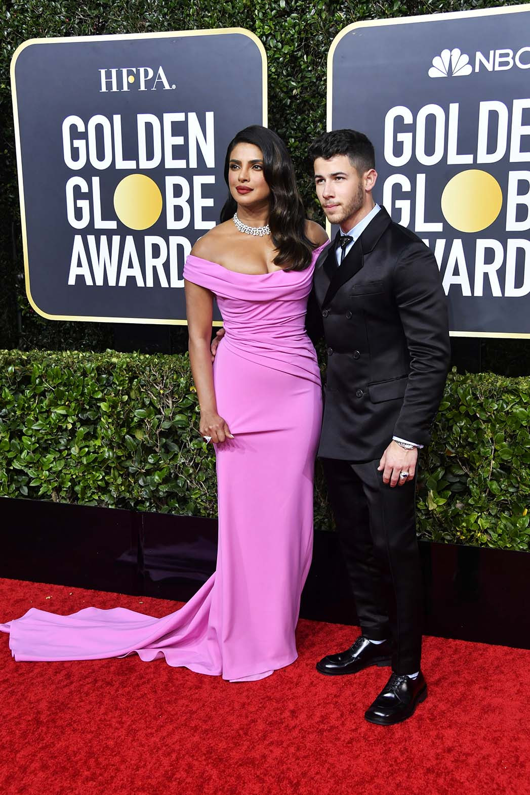 Priyanka Chopra Jonas und Nick Jonas - Getty - H 2020