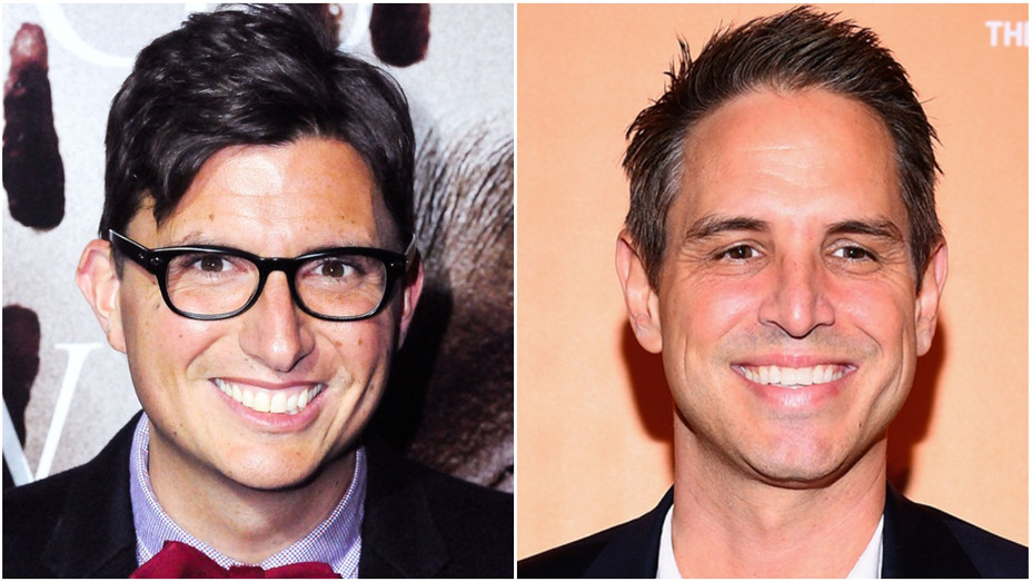 Roberto Aguirre-Sacasa and Greg Berlanti Split - Getty - H 2019