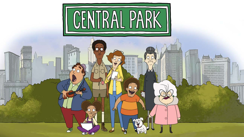 'Central Park' First Look — Publicity — H 2020