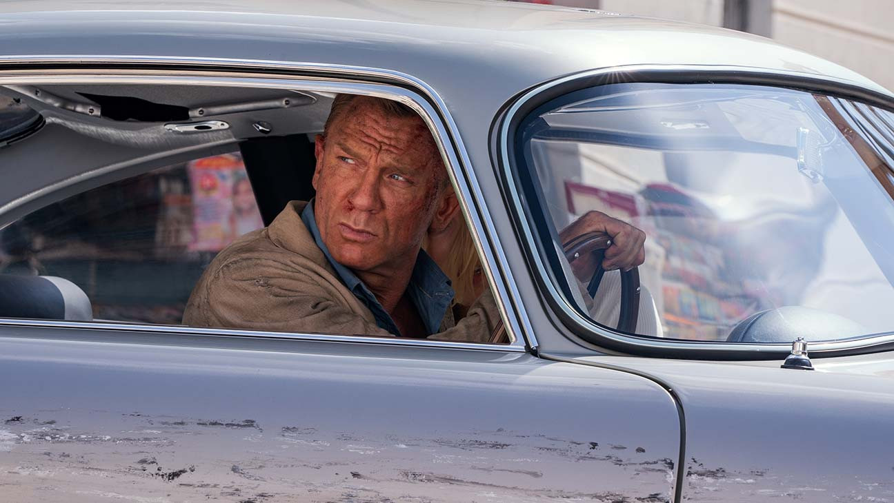 James Bond Pic 'No Time To Die' Delays Release to Fall
