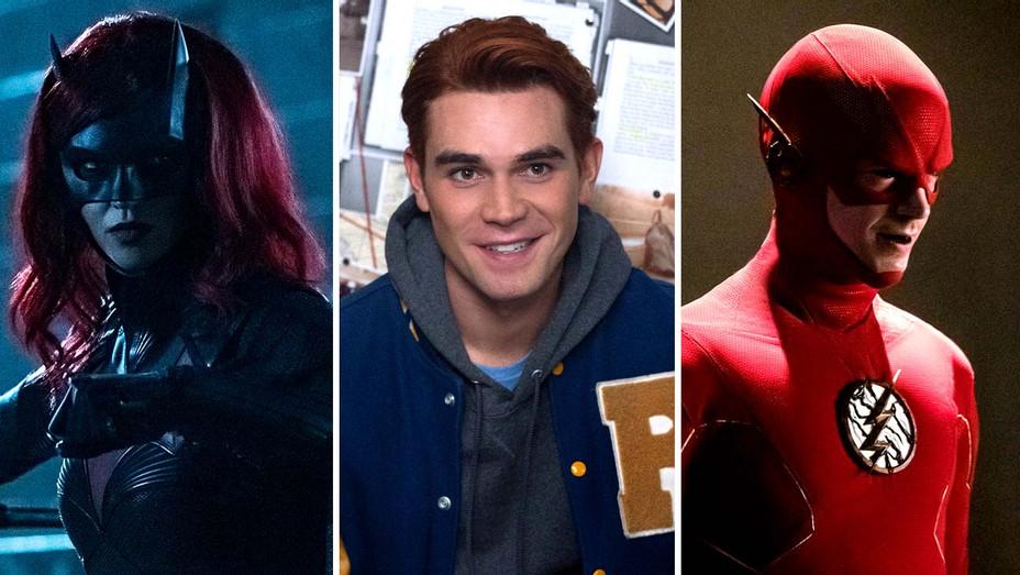 Batwoman - Riverdale - The Flash - Publicity stills - Split - H 2020