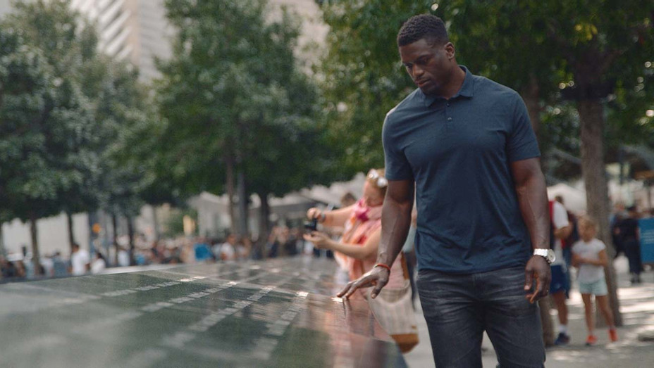 Benjamin Watson  -  Isaac Alongi - Courtesy of the film, Divided Hearts of America-H 2020