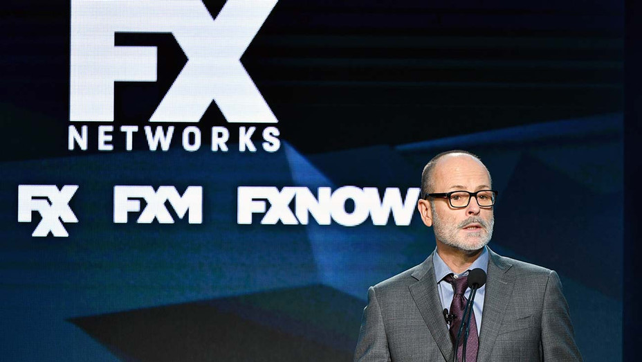 Chairman of FX Network and FX Productions John Landgraf - TCA winter 2020 - Getty - H 2020