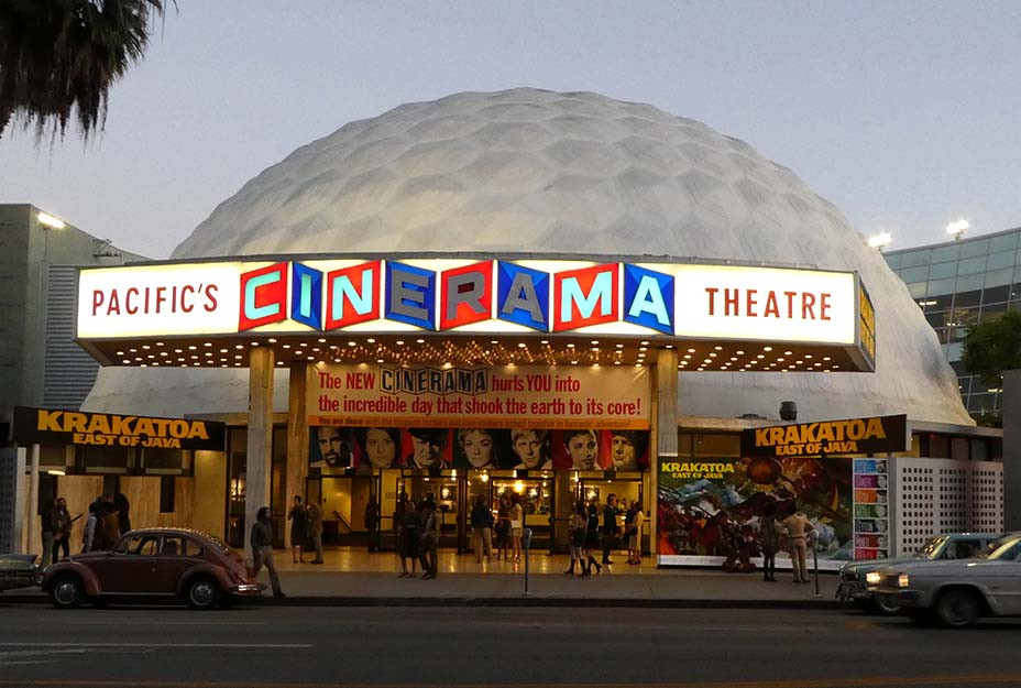How the Cinerama Dome Became a Hollywood Landmark