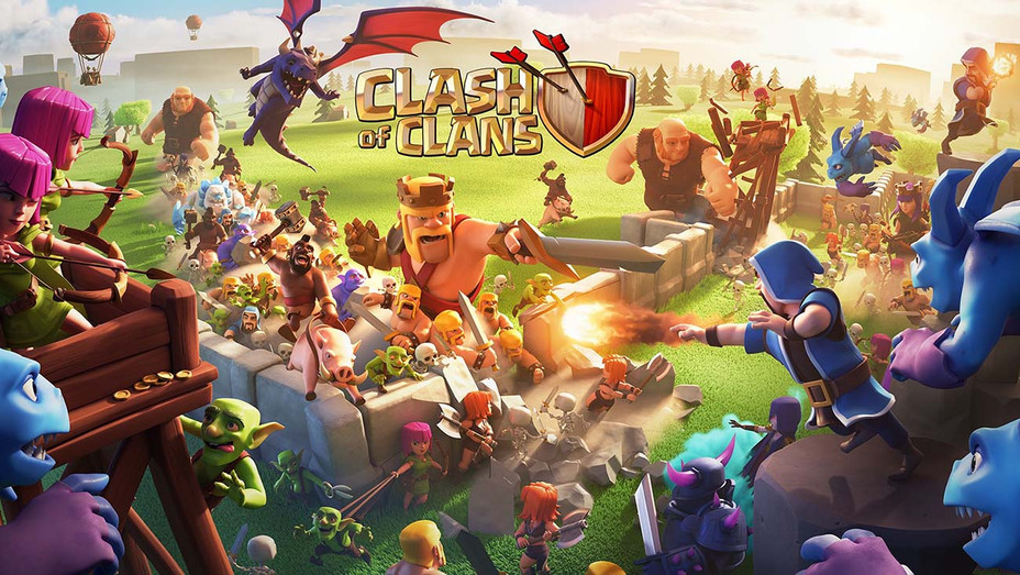 Clash of Clans - Supercell Publicity-h 2020