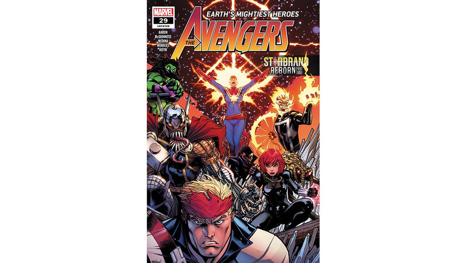Avengers - Marvel Entertainment - Ed Mcguinness  - Cover - H 2020