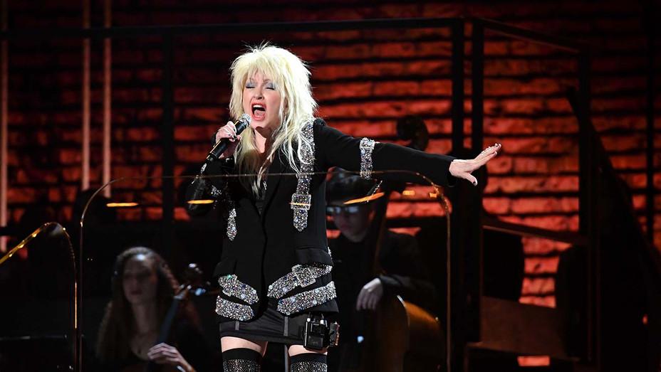 Cyndi Lauper - Grammys 2020 performance - Getty - H 2020