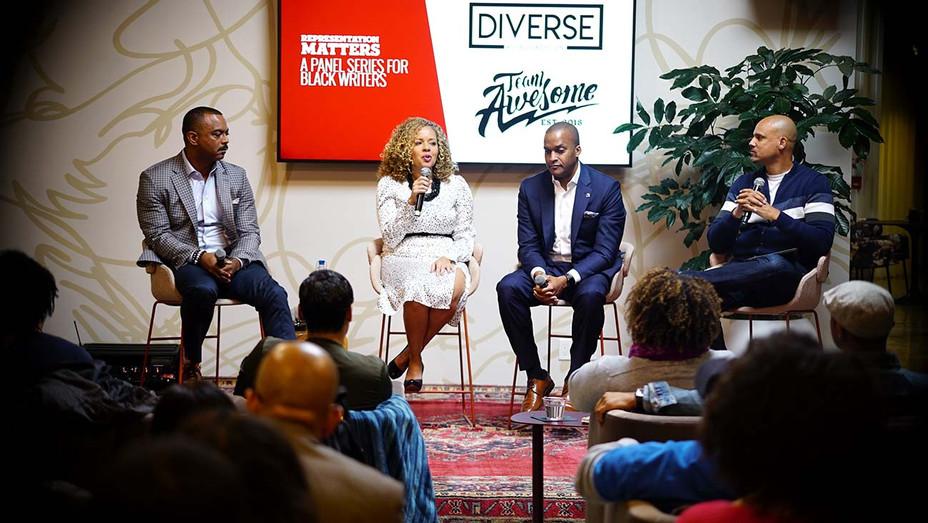 Diverse Representation - Publicity - H 2020