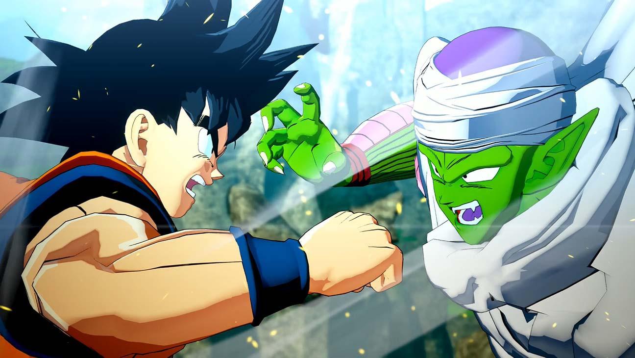 Dragon Ball Z Kakarot Game Review Hollywood Reporter