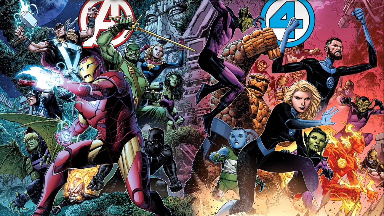 Marvel Shortens Window Between Print and Digital Comics