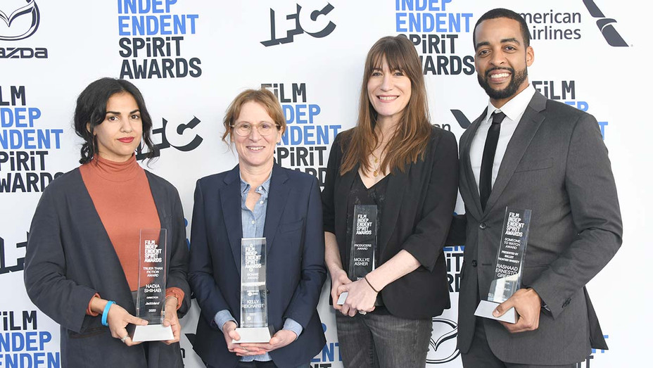 Film Independent Spirit Award Grant Winners - H - 2019