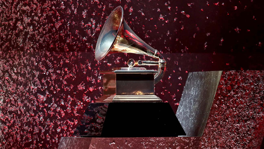 A GRAMMY statue is displayed during Motown 60 -  February 12, 2019 - Getty-H 2020