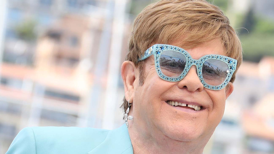 Elton John at 72nd Annual Cannes Film Festival 2 — Getty — H 2020