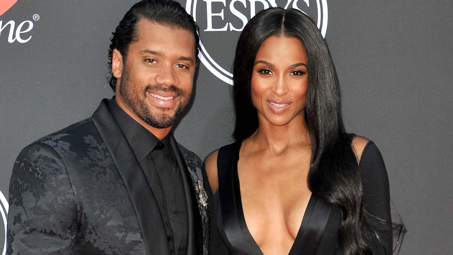 Russell Wilson and Ciara attend the 2019 ESPY Awards  - Getty-H 2020