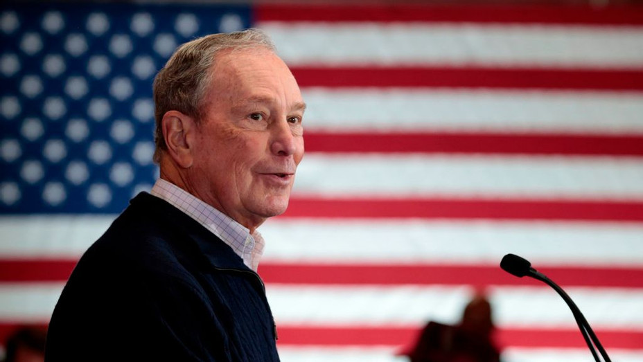 Mike Bloomberg - H 2020